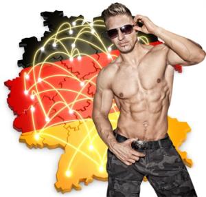 Gogo Boys Deutschlandweit buchen
